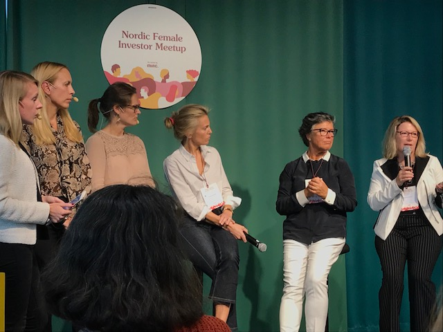 Nordic Female Investor Meeting in Malmö